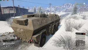 Tatrapan 6×6 for SnowRunner