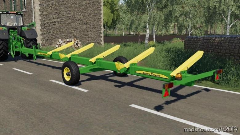 John Deere Cutter Trailer 300 for Farming Simulator 19