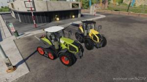 Claas Axion 900 Series Terra Trac V1.0.0.1 for Farming Simulator 19