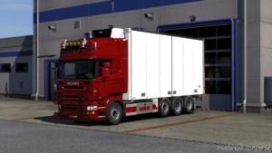 Tandem Addon For RJL Scania RS&R4 V2.2.1 for Euro Truck Simulator 2