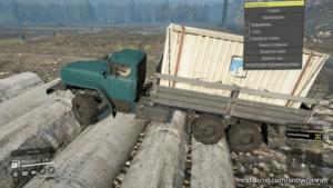 Ural 4320 RSK for SnowRunner