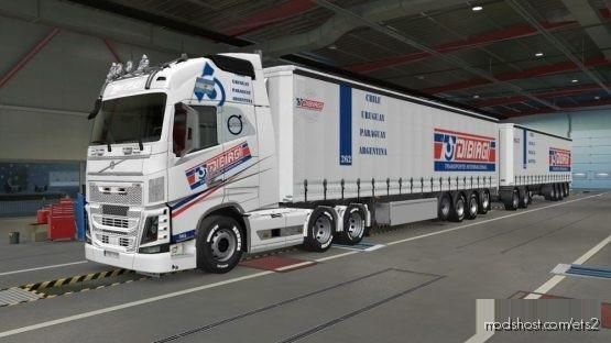Dibiagi Transport Combo Pack for Euro Truck Simulator 2