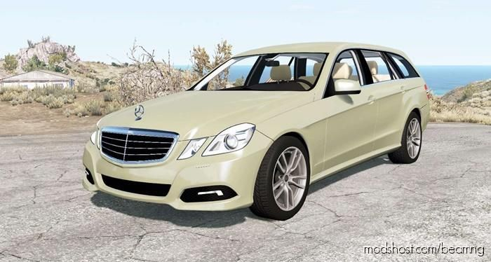 Mercedes-Benz E 250 CDI Estate (S212) 2009 for BeamNG.drive