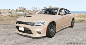 Dodge Charger SRT Hellcat (LD) 2015 for BeamNG.drive
