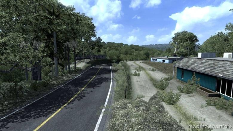 Viva Mexico V2.5.8 [1.38] for American Truck Simulator