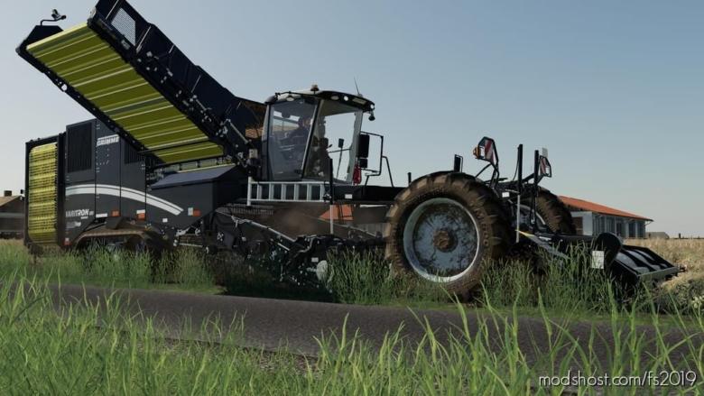 Grimme Varitron 470 Modification for Farming Simulator 19