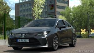 Toyota Corolla 2020 V1R40 [1.38] for American Truck Simulator