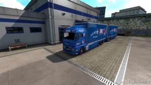 BDF Tandem Reinert Logistics for Euro Truck Simulator 2