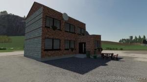 BIG Brick House for Farming Simulator 19