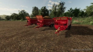 LA Campagne EBN 15 for Farming Simulator 19