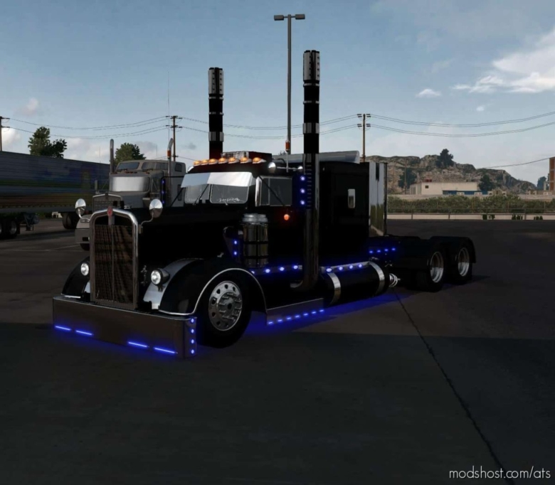 Kenworth 521 Custom Truck [1.38] for American Truck Simulator