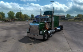 International 9300I Eagle Truck [1.38] for American Truck Simulator