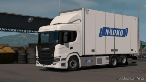 Rigid Chassis Addon For Eugene'S Scania NG V1.3.2 for Euro Truck Simulator 2