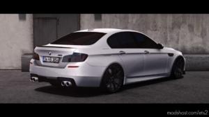 BMW M5 F10 V2 [1.38] for Euro Truck Simulator 2