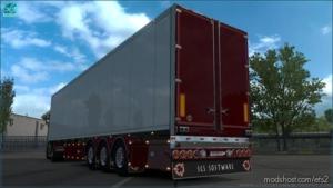 Tuning Pack SCS Trailer V1.7 [1.38] for Euro Truck Simulator 2