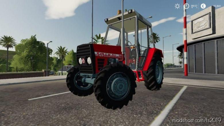 IMT 549 Novi for Farming Simulator 19