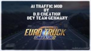 "D.B Creation's ""AI Traffic MOD"" [1.38] for Euro Truck Simulator 2"