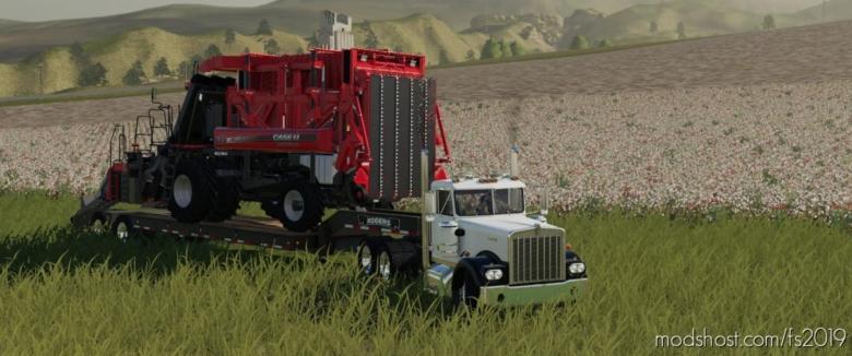Rogers TVT35 LOW Loader for Farming Simulator 19