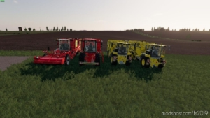 Multi Harvester Pack for Farming Simulator 19