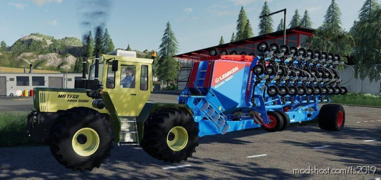 Lemken 15001 for Farming Simulator 19