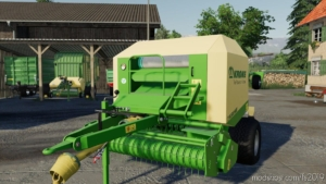 Krone Vario Pack for Farming Simulator 19