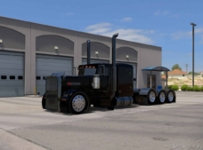389 Longhood Update FIX [1.38] for American Truck Simulator