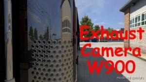 Exhaust Camera W900 [1.38.X] for American Truck Simulator