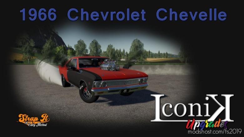 1966 Chevrolet Chevelle for Farming Simulator 19