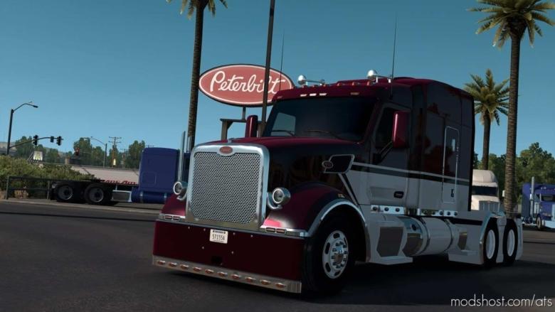 Peterbilt 567 Truck V1.2.37 [1.37-1.38] for American Truck Simulator