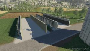 Concrete Bunker SET U for Farming Simulator 19