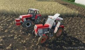 Zetor Crystal 12011 V2.0 for Farming Simulator 19