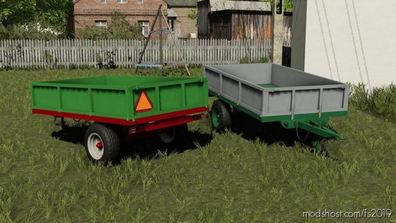 Lizard SAM 2500 for Farming Simulator 19