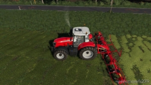 Massey Ferguson TD 868 DN Tedder for Farming Simulator 19