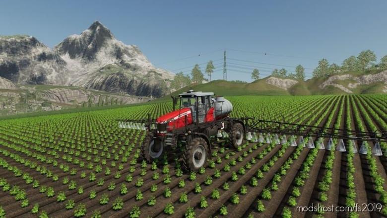 Massey Ferguson 9130 for Farming Simulator 19