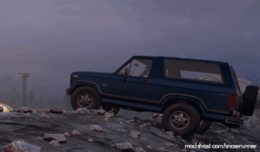 Ford Bronco 1983 V1.1.9 for SnowRunner