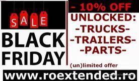 Black Friday Deal [1.38] for Euro Truck Simulator 2