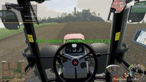 Real Manual Transmission V0.6.1.1 for Farming Simulator 19