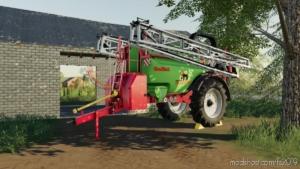 Kfmr Krukowiak Goliat 8000/40/ALU V1.0.0.1 for Farming Simulator 19