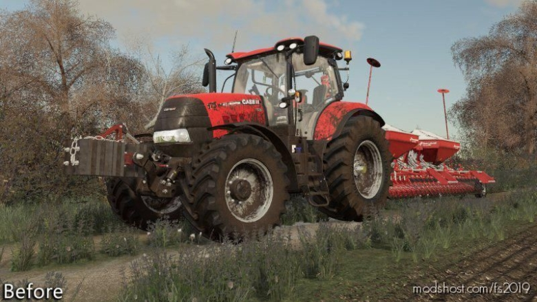 Kolec Reshade Effects for Farming Simulator 19