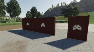 Gate for Farming Simulator 19
