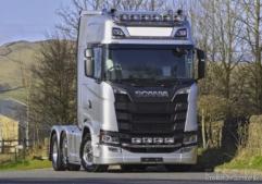 DC16 (V8) Engine Sound For Scania Nextgen [1.38] for Euro Truck Simulator 2