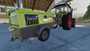 Artmechanic PTO for Farming Simulator 19