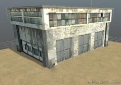 Industrial Area Building Models For Editor V3.1 for MudRunner