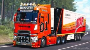 Renault Range T Edit V3.0 for Euro Truck Simulator 2