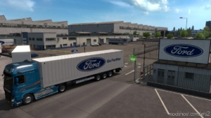 Real European Companies Reloaded [DX11] [1.38] for Euro Truck Simulator 2