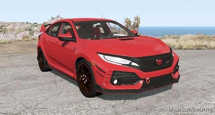 Honda Civic Type R (FK) 2018 for BeamNG.drive