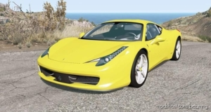 Ferrari 458 Italia 2010 for BeamNG.drive