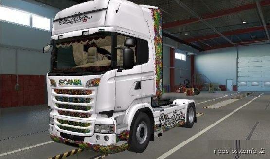 Skin Poland Rock for Euro Truck Simulator 2
