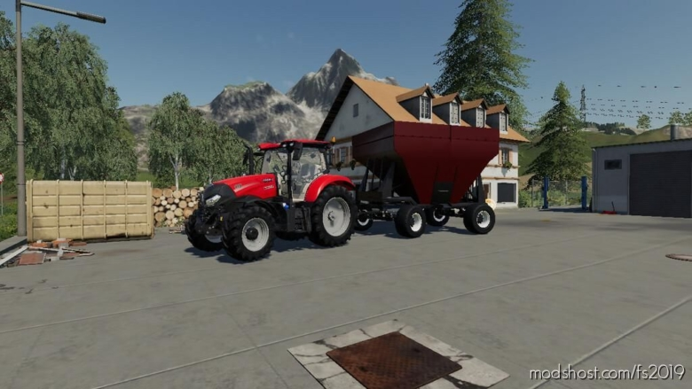 Gravity Wagon for Farming Simulator 19