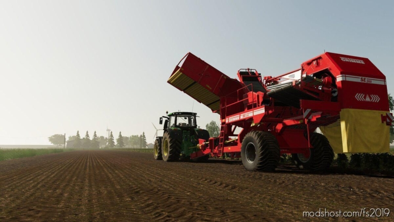 Grimme SE260 for Farming Simulator 19